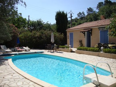 Photo for Pleasant house 3 bedrooms and pool