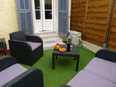 Photo for BERLIOZ TERRASSE AP4151 - Apartment for 4 people in Nice