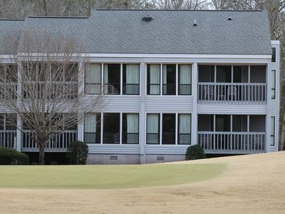 Photo for Condo right on the Golf Course!