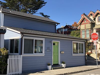 Steps2 beach, shops dining in the heart of quaint & historical downtown Capitola