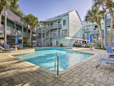 Photo for NEW! Remodeled Gulf Shores Condo - Steps to Beach!
