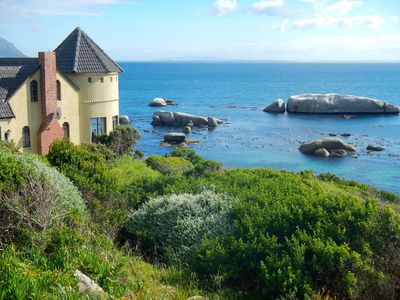 Photo for Ocean-Front Luxury In Simon's Town Near Cape Point