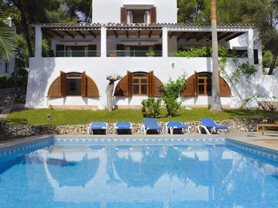 Photo for Holiday house Cala d'Or for 1 - 10 persons with 5 bedrooms - Holiday house