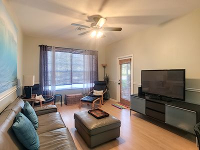Photo for Forever Young Villa - Family Friendly - Ground Floor Condo - Minutes to Disney