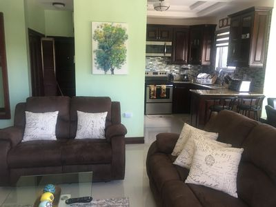 Photo for This Apartment is located in the Kingston 6 area .