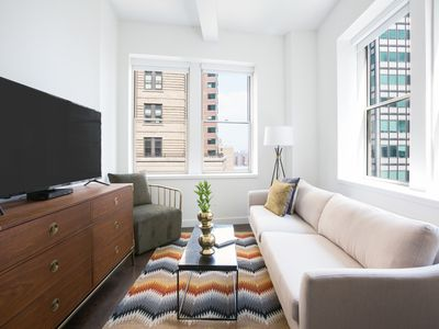 Photo for Beautiful 2BR in FiDi by Sonder