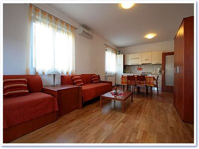 Photo for Apartment 236 m from the center of Rovinj with Internet, Air conditioning, Parking (641917)