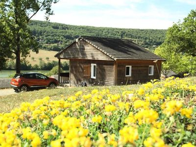 Photo for Camping Lake Causse *** - Chalet Privilège 3 rooms 4/6 people Lake View