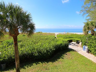 Photo for Beach Castle #4: 2 BR / 2 BA Resort on Longboat Key by RVA, Sleeps 6
