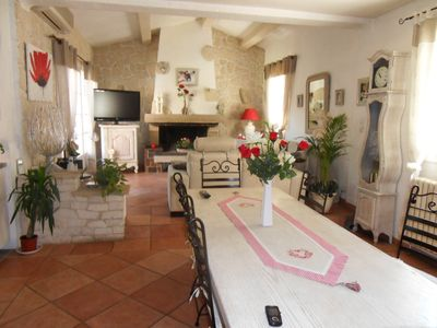 Photo for 3BR House Vacation Rental in Grambois, Provence-Alpes-Côte d'Azur