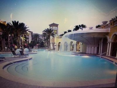 Photo for Hilton Grand Vacations Club at Tuscany Village, Orlando FL, Near PREMIUM OUTLETS