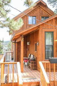 Photo for Gorgeous, Embracing Remodeled Cabin... Family and Pet Friendly