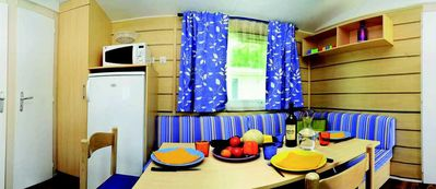 Photo for Camping Les Grosses Stones ***** - Mobil Home 3 Rooms 4/5 People
