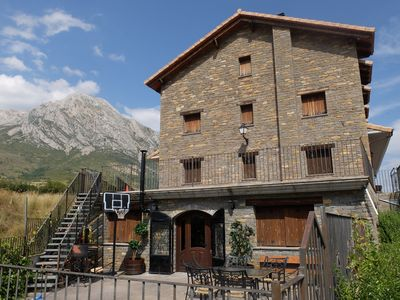 Photo for HOUSE AT THE FOOT PIRINEO TURBON
