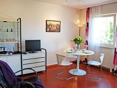 Photo for Apartment in the center of Collina d'Oro with Parking, Internet, Washing machine, Balcony (48307)