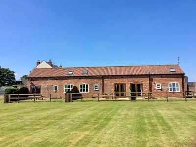 Photo for Barn Conversion on Arable Farm. Near York.  Quiet Location. 2 Bedrooms