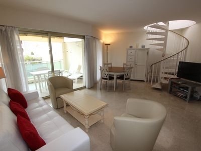 Photo for 2 rooms in the center of cannes with roof terrace 100 meters from the Croisette