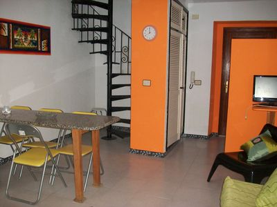 Photo for FAMILY DUPLEX APARTMENT IN PRIVATE ROOM