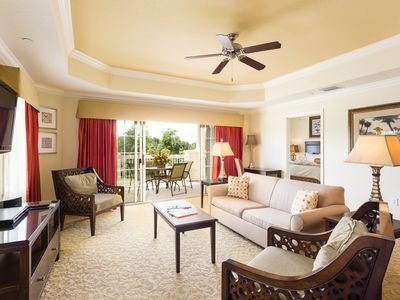 Photo for Luxury Condo With Golf Course Views and Upgrades! 6 Miles to Disney