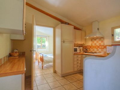 Photo for House in the center of Viens with Parking, Internet, Washing machine, Pool (103063)