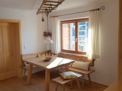 """Photo for Apartment """"Waldruhe"""", 2 bedrooms with shower / toilet, terrace 90 m²"""