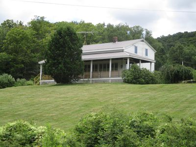 Photo for 4BR House Vacation Rental in Mt Holly, Vermont