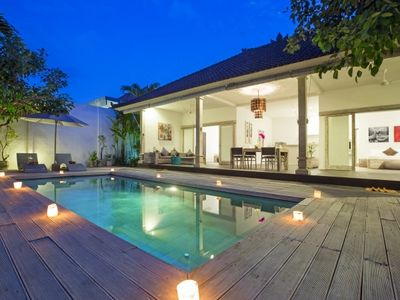 Photo for Cosy Luxury 2 Bedroom Villa, Seminyak