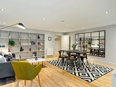 Photo for Stunning 2-Bed w/ Lovely Garden in Maida Vale