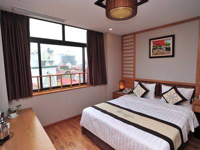 Photo for Sinh Plaza Hotel an oasis at the heart of Cau Giay district
