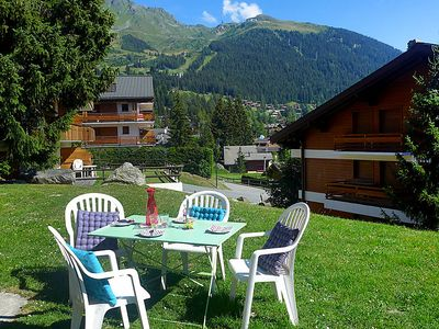 Photo for Apartment Rousserolles 1 in Verbier - 5 persons, 2 bedrooms