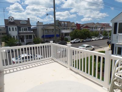 Photo for BAYFRONT 2ND FLOOR MAGNIFICENT VIEWS 1 BLOCK TO BEACH