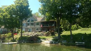Photo for 6BR Lodge Vacation Rental in Maple Lake, Minnesota