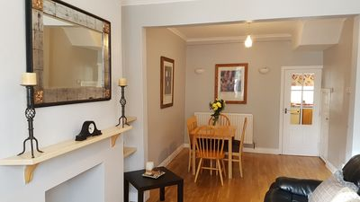 Photo for Belfast city centre refurbished Victorian Terraced house.