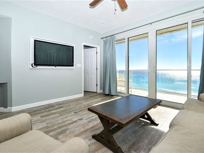 Photo for 2/2 Gorgeous Oceanfront Unit with a Coastal-Casual Theme!