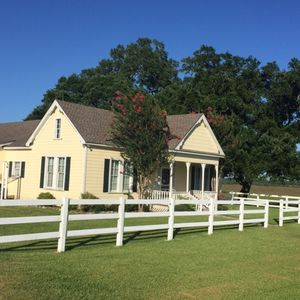 Photo for Charming Farmhouse Near Round Top With One-of-a-Kind Views!