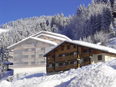 Photo for 2 Apartments *** in a chalet at the foot of the ascent Barbossine (250 m)