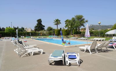 Photo for Mimosa-Eulalia 2 Bedrooms, 2 Bathrooms, Swimming Pool, Wifi