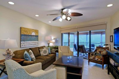Relax to Smart TV and Comfortable Seating