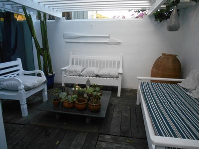 Photo for Beach house in two plants for 4 people.