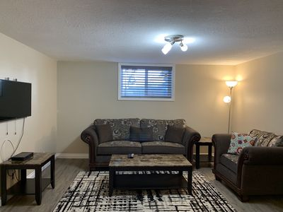 Photo for 2-Bedroom Lower Suite in Central Calgary!