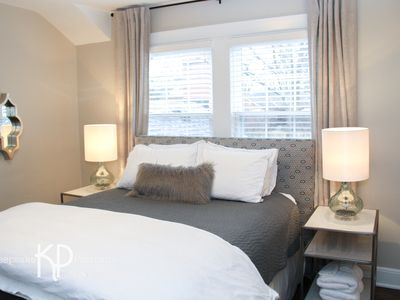 """Photo for """"Absolutely lovely, apartment was wonderful. Great location, nicely furnished."""""""