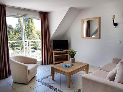Photo for Residence Domaine des Glénan - 2 Rooms 4/6 People - Pool View