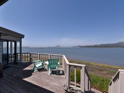 Photo for Fabulous Bayfront Home with Morro Rock Views!