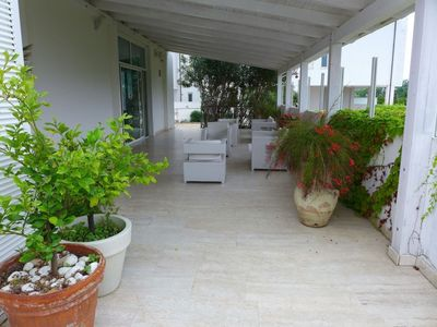 Photo for Apartment in Marina di Vasto with Internet, Pool, Air conditioning, Lift (116685)
