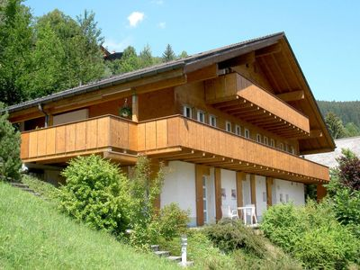 Photo for Apartment Ferienwohnung (GRL150) in Grindelwald - 4 persons, 1 bedrooms