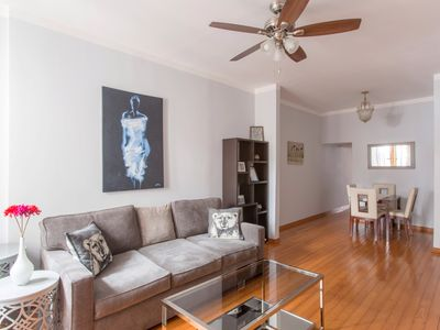 Photo for Large Apartment for 5!Prime Location 1 Stop to Manhattan Greenpoint Williamsburg