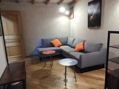 Photo for Furnished apartment in the heart of the village