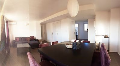 Photo for Spacious apartment crossing 2 minutes from the hypercentre
