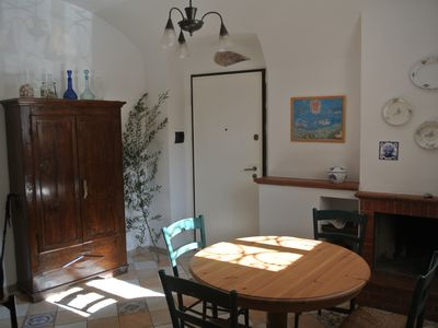 Photo for 1BR House Vacation Rental in Noli - Savona