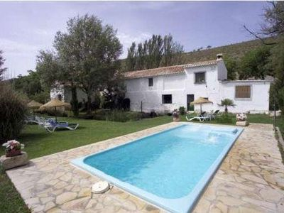Photo for Rural apartment Los Molinos de Padul for 4 people